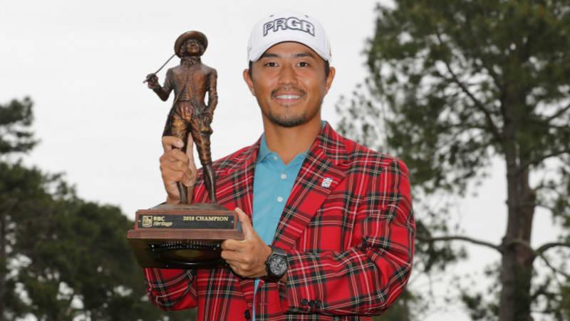 PGA Tour: Satoshi Kodaira gewinnt RBC Heritage und Tourkarte