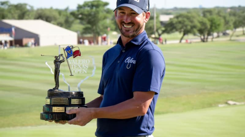 Andrew Landry holt sich ersten Sieg auf der PGA Tour