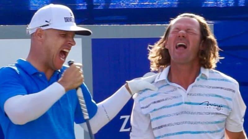 PGA Tour: Rock 'n' Roll am Abschlag der Zurich Classic