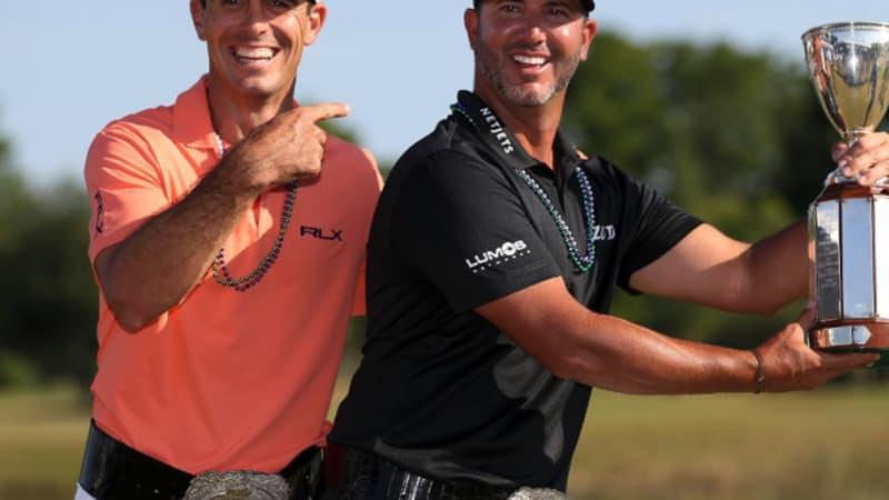 PGA Tour: Horschel und Piercy triumphieren bei Team-Wettkampf