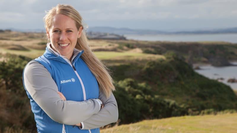 """Caroline Larsson: """"Seitdem ich die Prothese habe, ist mein Schwung besser"""""""