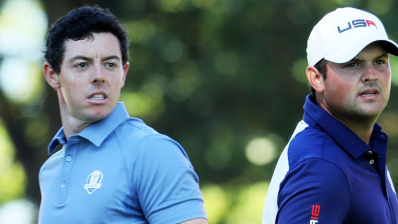 US Masters 2018 Tee Times: Rory McIlroy jagt Patrick Reed