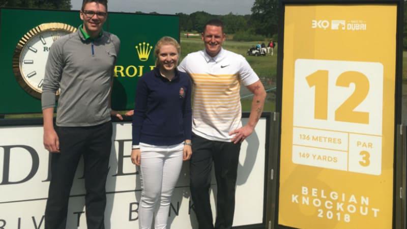 Golf Post Community tritt auf European Tour gegen die Pros an