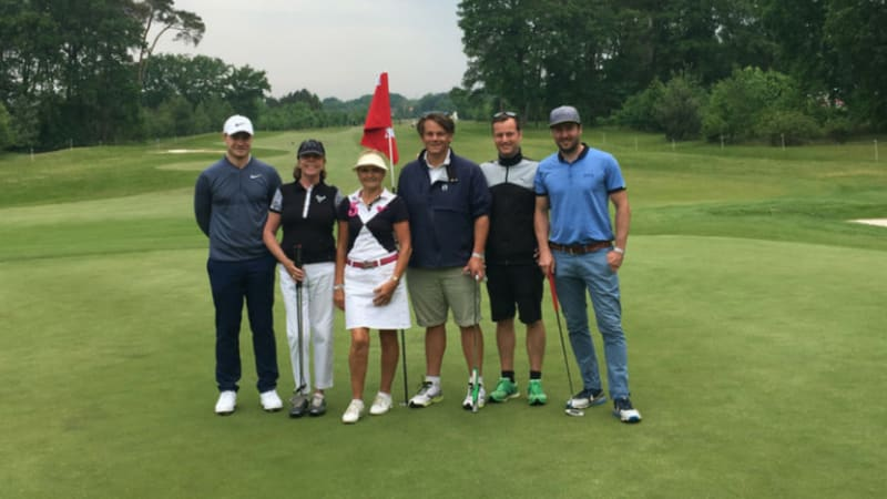 Belgian Knockout ProAm: Golf Post User mit eigenem Flight