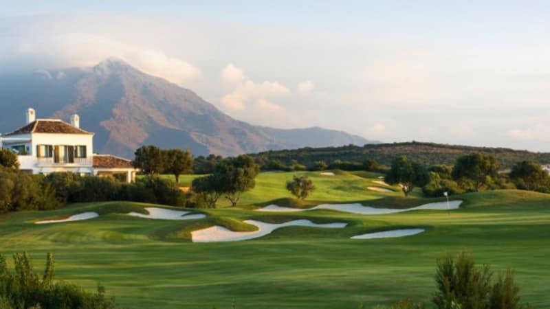 Eigentum innerhalb eines Golfresorts mehr wert als außerhalb