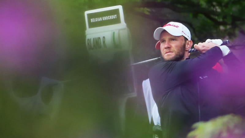 European Tour: Max Kieffer einer von zwei Deutschen im Cut