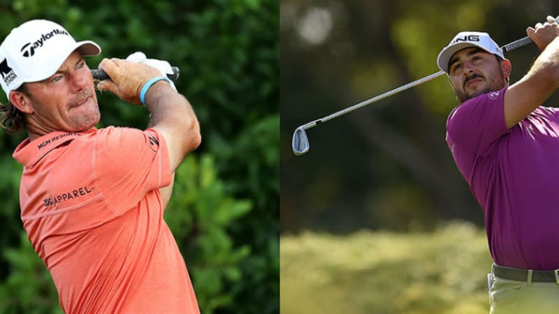 PGA Tour Tee Times: Deutsches Duo in Texas