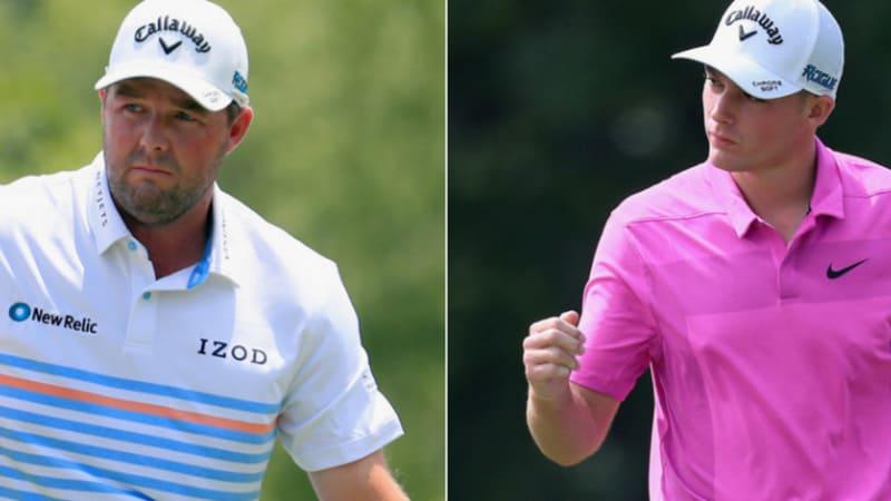 PGA Tour: Führungsduo geht mit Vorsprung ins Finale