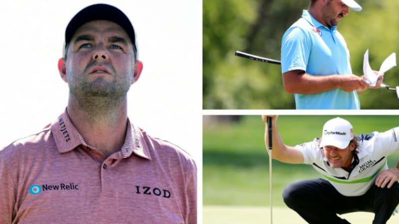PGA Tour: Führungstrio setzt sich ab - Deutsche verpassen Wochenende