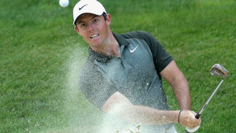 European Tour: Rory McIlroy lässt Federn am Moving Day, rettet sich aber noch