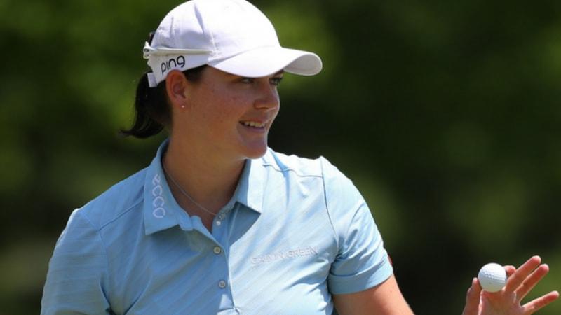 LPGA Tour: Caroline Masson rutscht von der Spitze ab