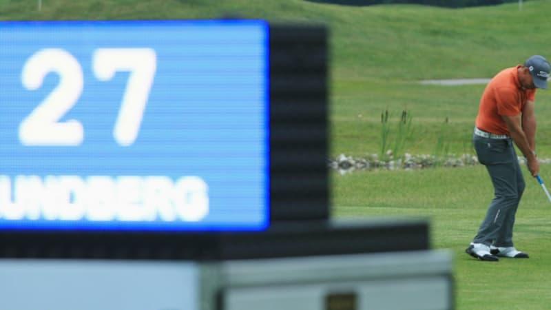 European Tour: Profis rasen in unter vier Stunden über den Platz