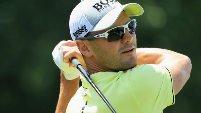European Tour: Forza, Martin! - Martin Kaymer führt bei Italian Open
