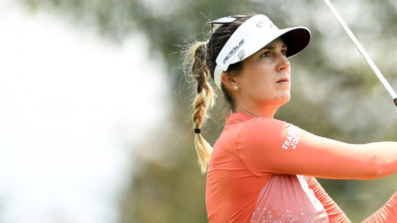 LPGA Tour: Sandra Gal kratzt in Arkansas an den Top 10
