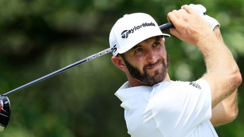PGA Tour: Dustin Johnson als Spitzenreiter vor dem Wochenende
