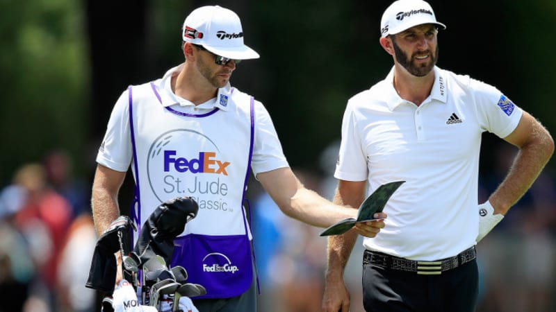 PGA Tour Tee Times: Dustin Johnson zum Dinner