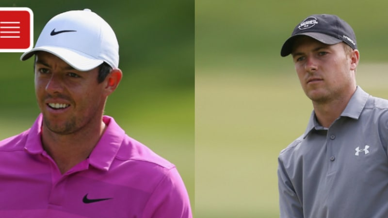 PGA Tour: Jordan Spieth und Rory McIlroy am Moving Day
