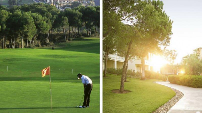 Mallorca, Golf und ROBINSON - Die perfekte Kombination