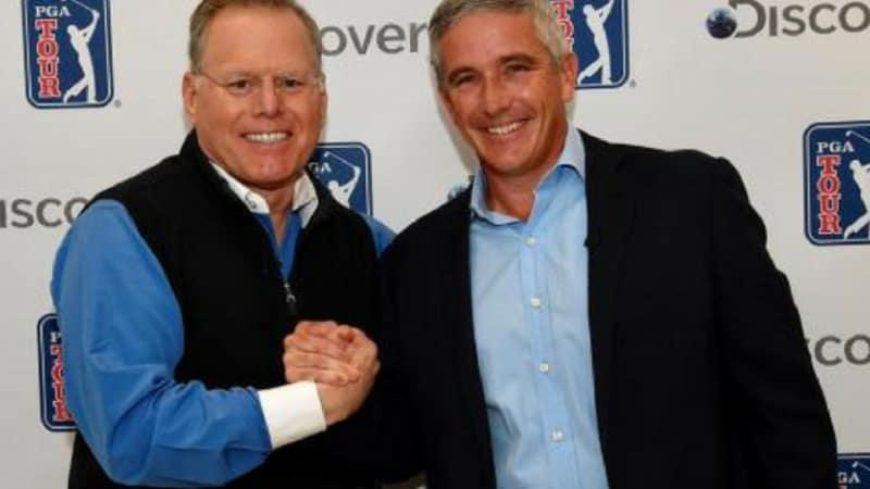 PGA Tour: Discovery sichert sich die TV-Rechte der Tour