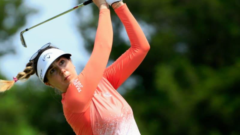 LPGA Tour: Sandra Gal mit guter Ausgangslage für Finaltag