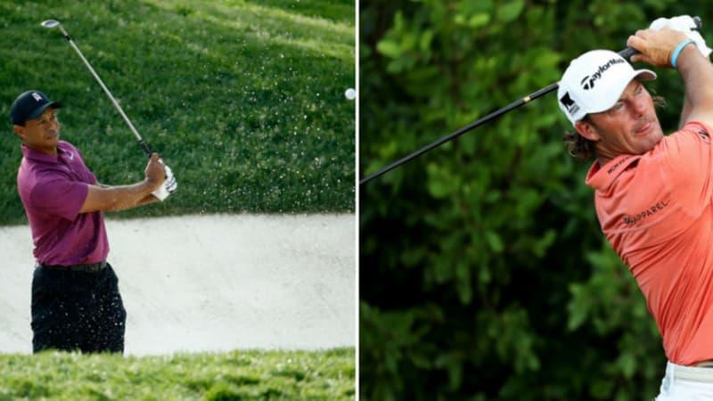 PGA Tour: Tiger Woods dreht auf, Alex Cejka mit schlechtem Finish