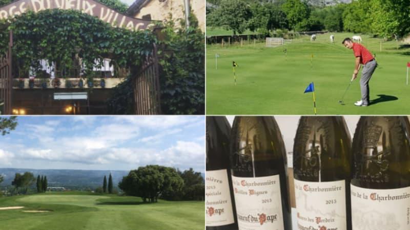 Golf in der Provence: Kulinarische Vielfalt und der beste Sport der Welt
