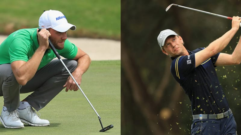 European Tour: Deutsches Duo bei irischem Rolex-Series-Event