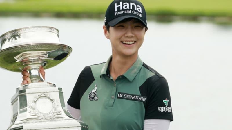 LPGA Tour: Zweites Major des Jahres endet mit dramatischem Playoff