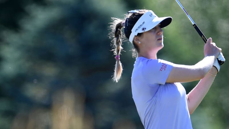 LPGA Tour: Sandra Gal kratzt in Wisconsin an den Top 10