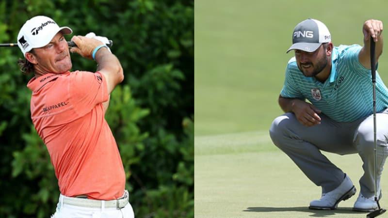 PGA Tour: Deutsches Duo spielt sich solide ins Wochenende