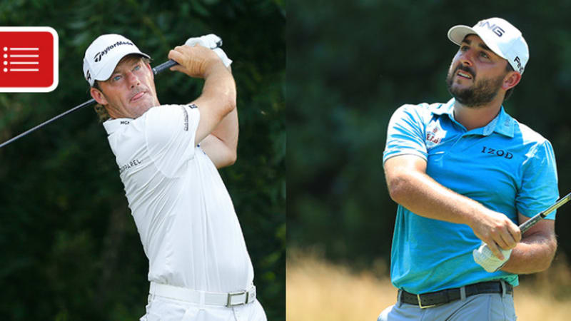 PGA Tour LIVE: Endspurt für Stephan Jäger und Alex Cejka