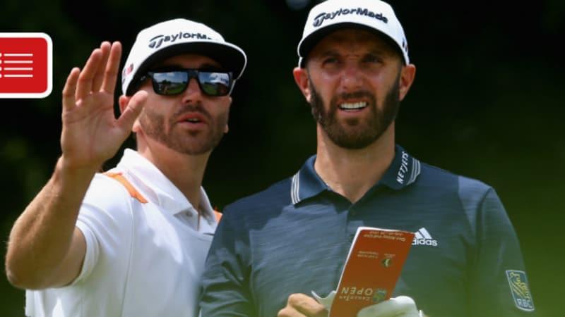 PGA Tour LIVE: Dustin Johnson erstürmt die Spitze in Kanada