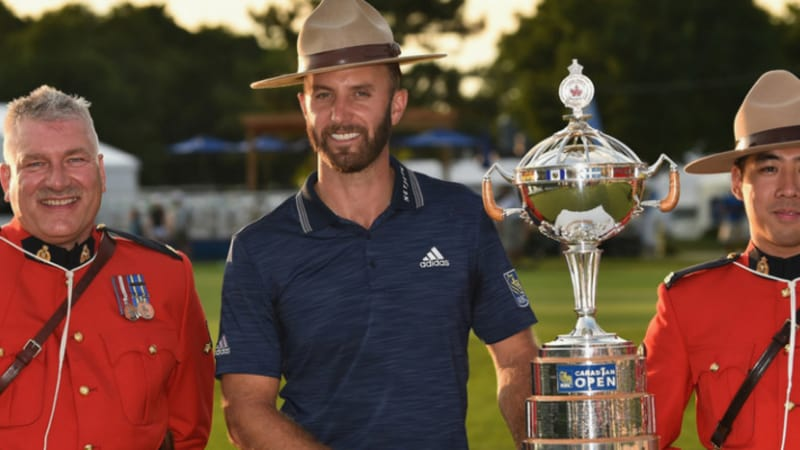 PGA Tour: Dustin Johnson brilliert in Kanada