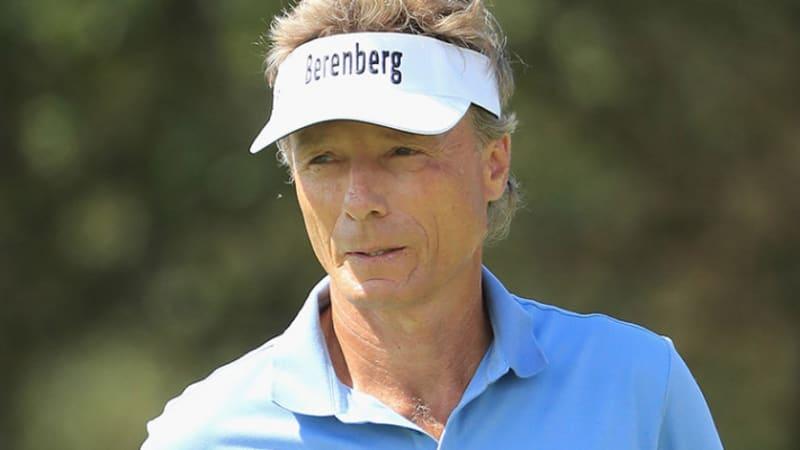 Bernhard Langer mit starker Vorstellung bei Open Championship 2018