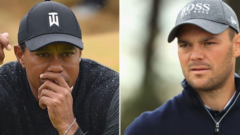 Open Championship: Tiger Woods im Wochenende, Martin Kaymer raus