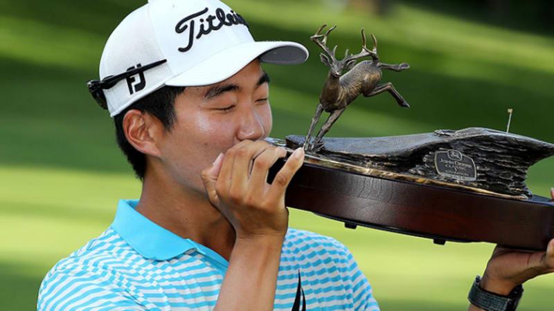 PGA Tour: Michael Kim liefert beeindruckenden Premierensieg