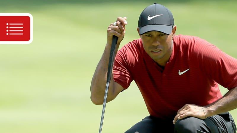 PGA Championship 2018 LIVE: Tiger Woods im Kampf um den Sieg