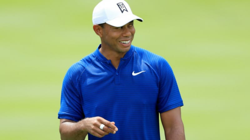 WGC - Bridgestone Invitational: Tiger Woods jagt die Top 10