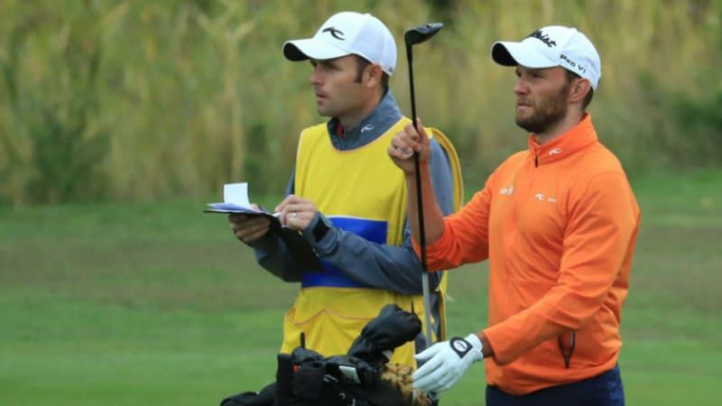 European Tour Tee Times: Sorgt Max Kieffer für die Überraschung?