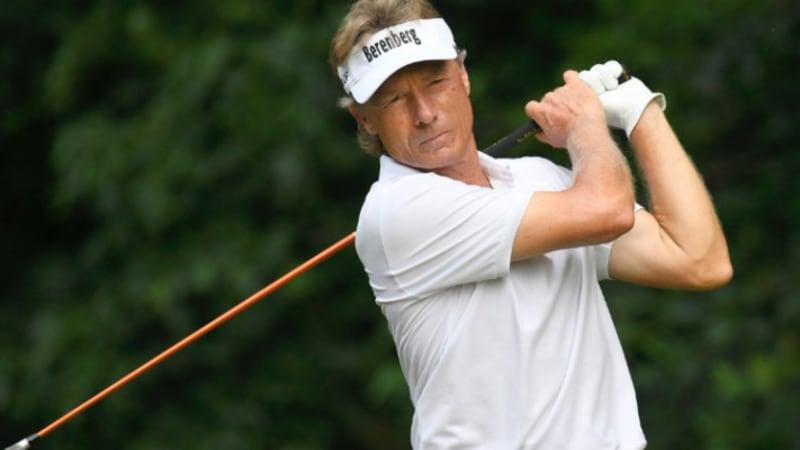 Round-Up: Bernhard Langer mit nächstem guten Ergebnis