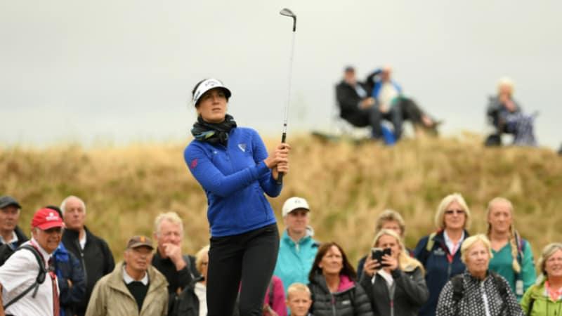 Women's British Open: Auf und Ab für Sandra Gal an Tag 3