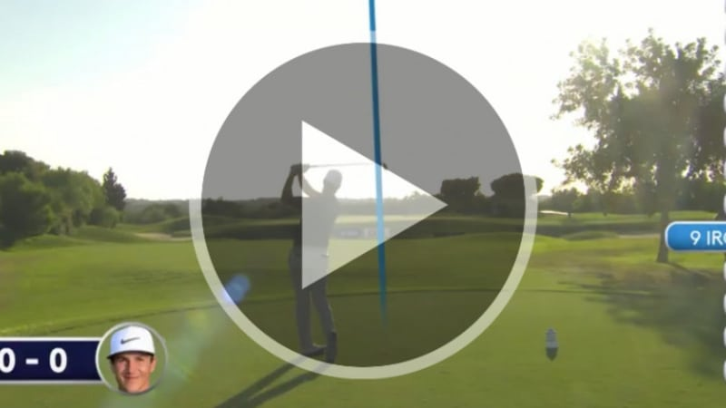 Video: Ryder-Cup-Rookie Thorbjørn Olesen bei 14 Club Challenge