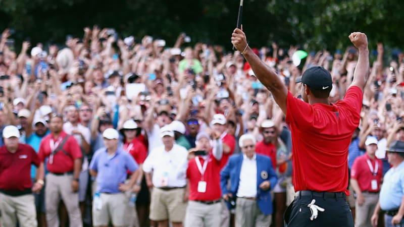 Ohne die OWGR-Divisoren wäre Tiger Woods wieder Nummer eins der Welt
