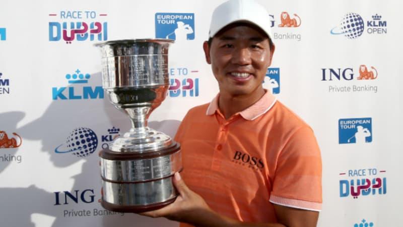European Tour: Ashun Wu gewinnt in den Niederlanden