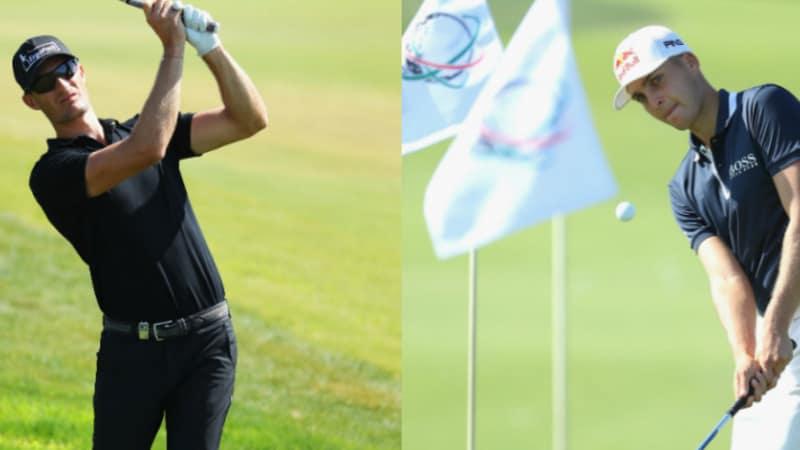 European Tour: Sebastian Heisele und Matthias Schwab erreichen das Wochenende