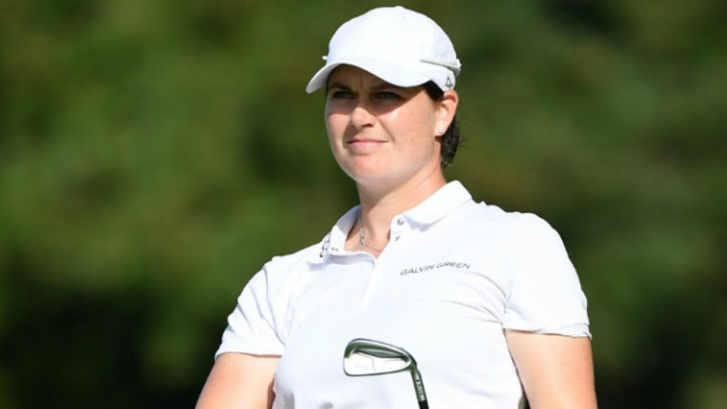 Evian Championship: Caroline Masson weiter gut unterwegs bei Major