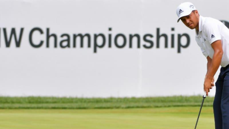 PGA Tour: Birdies in Hülle und Fülle und Schauffele an der Spitze