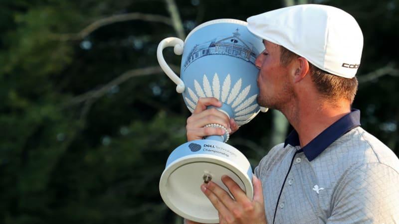 PGA Tour: Bryson DeChambeau holt sich den nächsten Playoff-Sieg
