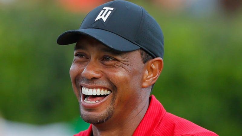 """Reaktionen auf Tiger Woods' Sieg: """"Das größte Comeback der Sportgeschichte"""""""
