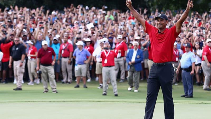Tiger Woods gewinnt nach über fünf Jahren wieder auf der PGA Tour
